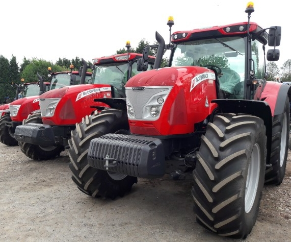 Welcome to David Eaton Tractors Ltd