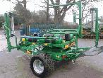 CONOR 9700J HSS Bale Wrapper